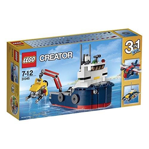 LEGO Creator - 3 en 1 Ocean Explorer (31045)