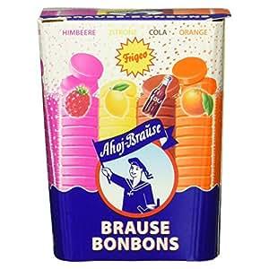 Frigeo Ahoj-Brause Brause-Bonbons Box, 125 g: Amazon.de