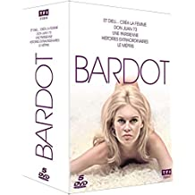 Bardot - Coffret : Et Dieu... créa la femme + Don Juan 73 + Une Parisienne + Histoires extraordinaires + Le Mépris