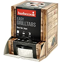 Barbecook Grill Tabs, Negro, 21x27.5x22.5 cm, 2231500030
