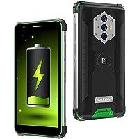 Blackview BV6600 Outdoor Smartphone Ohne Vertrag, 8,580mAh Akku Outdoor Handy, 16M+8MP Kamera, 4GB + 64GB, 4G Dual SIM…
