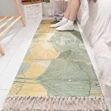 Wqyiuan Paillasson Tapis Full Room Rectangular Family Blanket Living Room Mats Bed Small Carpet Floor Mats 60X180 (Nombre Limité, Distribution De Coussins Antidérapants) Ye Jingnien