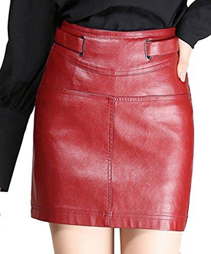 helan-mujeres-breve-cuero-de-la-pu-de-la-alta-cintura-mini-faldas-rojo-eu-36
