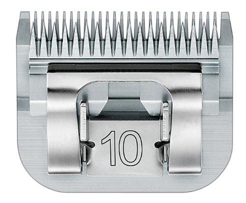 Samsebaer Edition Testina del rasoio elettrico, tutte le misure, dal MOSER 'snap on' originale, ad es. per: Aesculap Max 45 + Max 50, Aesculap, Oster e Andis, Modelli: Vedi descrizione, GT330, 1.5mm, #10