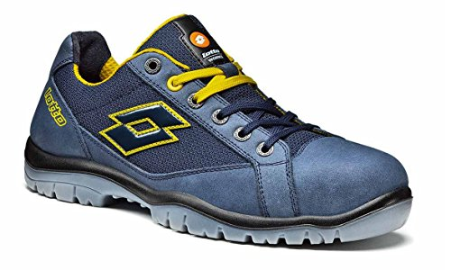 Scarpe antinfortunistiche Lotto works - Safety Shoes Today