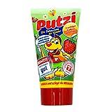 Putzi Zahnpasta mit Erdbeer geschmack, 50 ml
