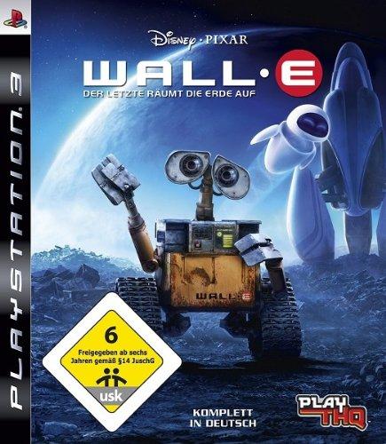 THQ Entertainment GmbH WALL-E: Der Letzte räumt die Erde auf