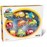 Smoby - 120209 - Vroom Planet - Coffret 7 Collectionneur