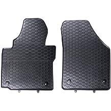 ab 2004 Kfz-Matten Gummi Fußmatten für VW Caddy Life Maxi Bj