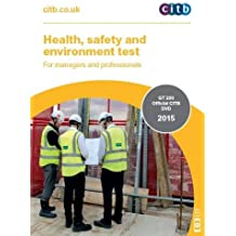 Amazon citb books health safety and environment test for managers and professionals gt 20015 dvd fandeluxe Gallery
