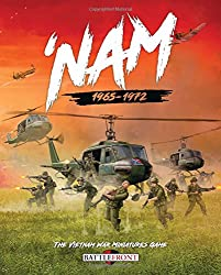 'Nam: The Vietnam War Miniatures Game (Battlefront)