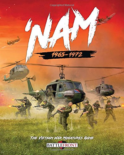 'Nam: The Vietnam War Miniatures Game (Battlefront) por Battlefront Miniatures