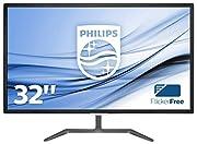 """Espandi la tua esperienza di visione con questo grande schermo Philips. Lo straordinario display full HD da 32"""" ti consente di partecipare appieno al gioco, o di avere tutto lo spazio di cui hai bisogno per il tuo lavoro. - E Line - 32 (visua..."""