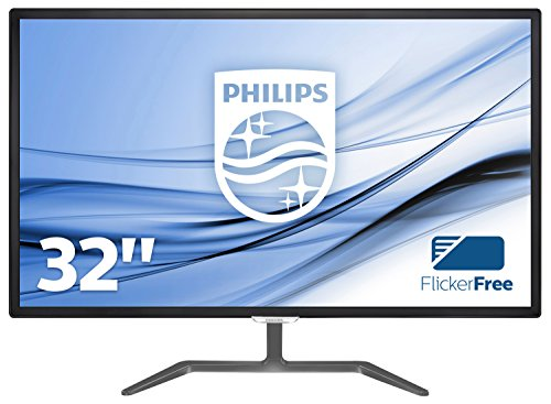 Philips 323E7QDAB/00 LCD/IPS 31.5-Inch Monitor