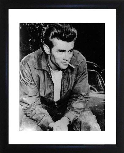 James Dean gerahmtes Foto -