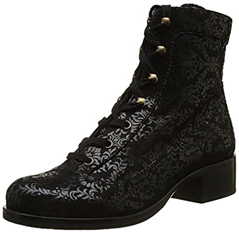 Chie Mihara Women's Viamont Ankle Boots black Size: 6 UK