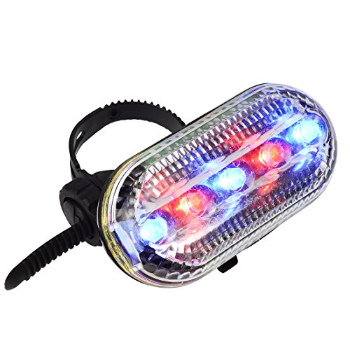 BeiLan 5 LED Cycling Taillight Bicycle Safety Warning for sale  Delivered anywhere in UK