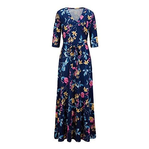 Kleider Sommerkleider Damen Sommerkleid Tops Kleid Strandkleider Knielang Partykleid Minikleid...