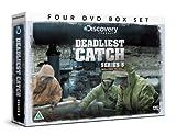Deadliest Catch Series Five 4 DVD Gift Set [UK Import]