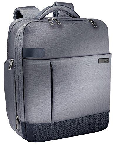 Leitz, Leichter und erweiterbarer Business-Rucksack, Für 15.6 Zoll Laptop oder Ult...