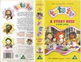 Picture Of Tots TV - A Sticky Mess