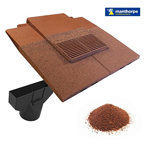granulated-sand-red-plain-in-line-roof-tile-vent-pipe-adapter-for-concrete-clay-tiles