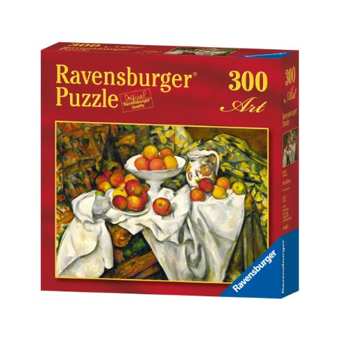 Ravensburger 14021 - Cézanne: Stillleben mit Äpfeln & Orangen (Cezanne Mit Stillleben Äpfeln)