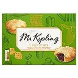 Mr. Kipling Fruity Pie Selection, 6 Pies