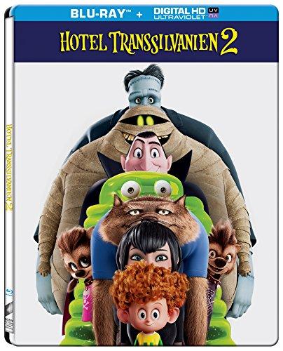 Hotel Transsilvanien 2 - Steelbook [Blu-ray] [Limited Edition]