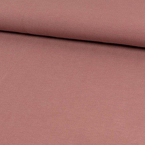 Modal Jersey uni altrosa Frauenstoffe Modestoffe - Preis für 0,5 m - (Top Stretch-stoff-pflege)