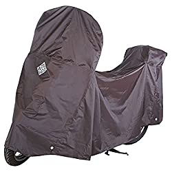 Tucano Urbano 220ma Bike Covers - Cover For Maxiscooters & Road Bike, Braun, Einzig Groesse