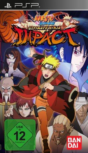 NAMCO BANDAI Partners Germany GmbH Naruto Shippuden - Ultimate Ninja Impact
