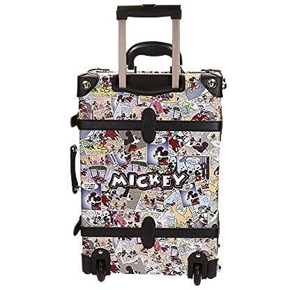 Disney Mickey Comic Equipaje de Mano, 31 Litros, Color Varios Colores