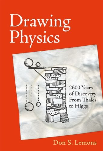Drawing Physics: 2,600 Years of Discovery From Thales to Higgs (Mit Press) por Don S. Lemons