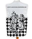 NEUHEIT Weste Kostüm Spass Legere Hirnrissig Alice Adventure in Wonderland