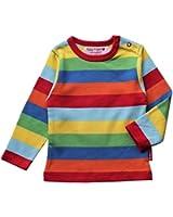 Toby Tiger Boy's Multistripe Striped T-Shirt
