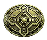 Gürtelschnalle Celtic Keltisch Schild Wikinger Kreuz 3D Optik für Wechselgürtel Gürtel Schnalle Buckle Modell 244 - Schnalle123