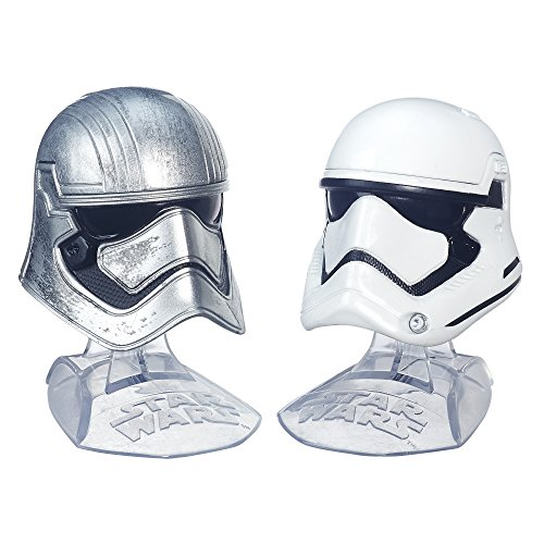 Star Wars b6002 Black Force Awakening Die Casting Cartridge Phasma Stormtrooper Series