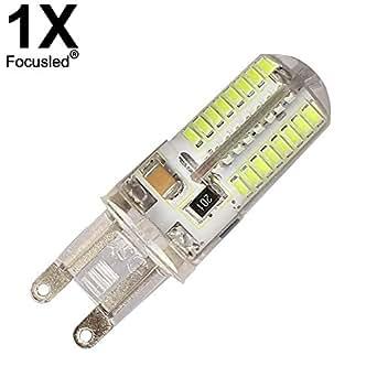 G9 5W SMD 3014 LED Ampoule économies d'énergie Lampe Super Lumineux Spot Lamp Blanc Froid