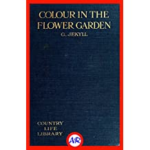 Colour In The Flower Garden (Illustrated)