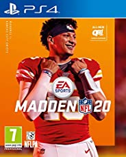 Madden NFL 20 by EA (PS4)