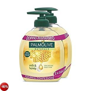 Sap. Liq. Palmolive Milk&honey Trig+trig 2 X 300 ml