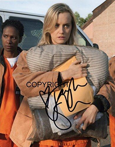 or Schilling orange ist das neue Schwarz unterzeichnet Foto Autogramm signiertsigniertes (Chapman Orange Ist Das Neue Schwarz)