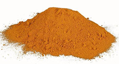 BIO-Kurkuma (Curcuma) Pulver | Premium Kurkumawurzel gemahlen (250g) von Azafran® | Ideal als Gewürz, für Goldene Milch oder zur Erstellung von Kurkuma Latte oder Paste - 2