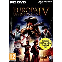 Europa Universalis Iv [Importación Inglesa]