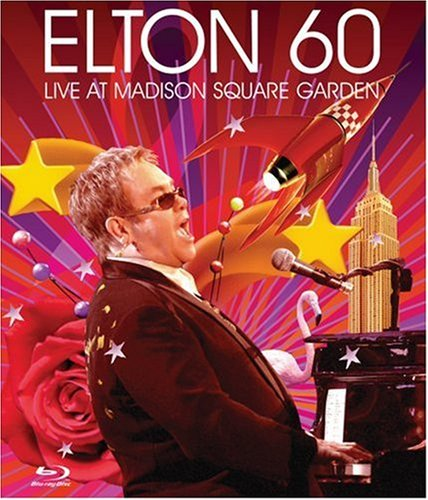 Happy Birthday Elton! From Madison Square Garden, New York [Blu-ray] [UK Import]