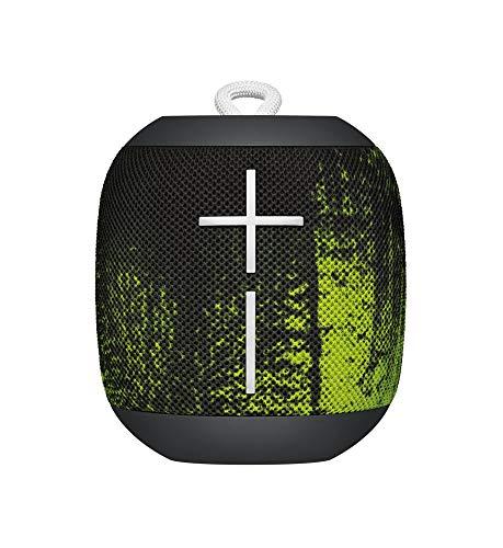 Enceinte Bluetooth Ultimate Ears WONDERBOOM étanche avec connexion Double-Up - Neon Forest