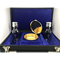 Frank Wright Mundy & Co Ltd Communion By Extension Traditional Portable Cased Set