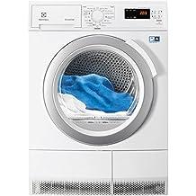 Electrolux EDH3685TDW Independiente Carga frontal 8kg A++ Color blanco - Secadora (Independiente, Carga frontal, Bomba de calor, A++, Color blanco, B)