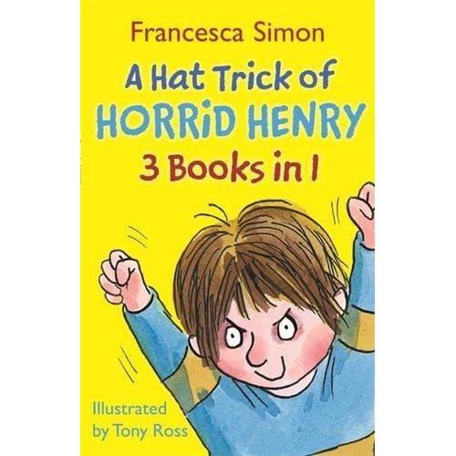 A Hat Trick of Horrid Henry: Horrid Henry Mega-Mean/Football Fiend/Christmas Cracker by Francesca Simon (2007-06-07)